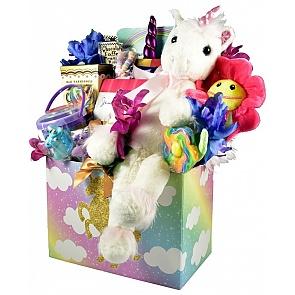 Unicorn Fantasy Gift Basket (Large)