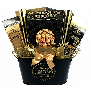 Merry Christmas and Happy New Year! Holiday Gift Basket - Merry Christmas and Happy New Year! Holiday Gift Basket - #HolidayGiftBaskets