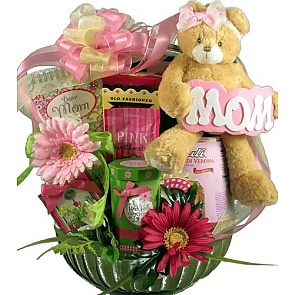 Mom of the Year! Gift Basket for Mom -