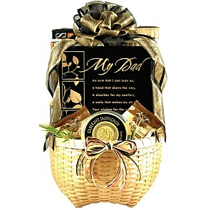 My Dad - Gift Basket for Dads -