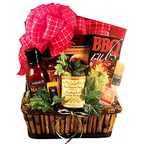 The Grill Master Gift Basket -