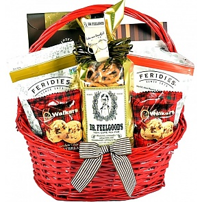 Road To Recovery Get Well Gift Basket - Road To Recovery Get Well Gift Basket #GetWellGiftBasket