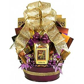 Royal Decadence Gift Basket (Large) -