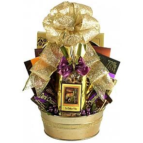 Royal Decadence Gift Basket (Medium) -