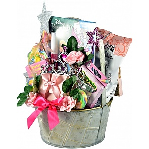 Very Special Princess Basket