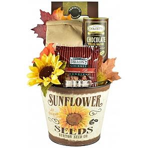Shades of Autumn Gift Basket