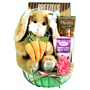 Sweet Surprise For Easter! -  Girl Mia Carrots - Send Easter baskets online