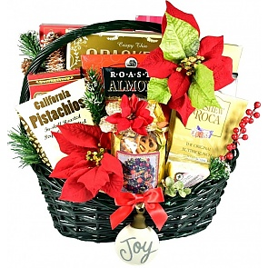 'Tis The Season Holiday Gift Basket - 'Tis The Season Holiday Gift Basket #ChristmasGiftBasket