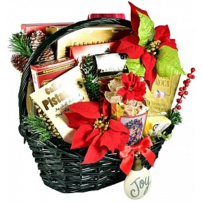 'Tis The Season Holiday Gift Basket (Large)