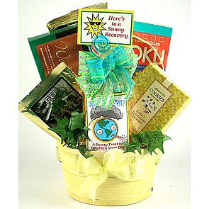 To Brighten Your Day Gift Basket -
