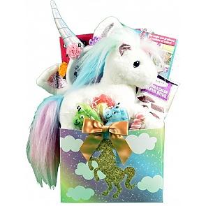 Unicorn Fantasy Gift Basket - Unicorn Fantasy Gift Basket