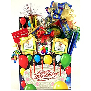 Your Special Day Birthday Gift Basket -