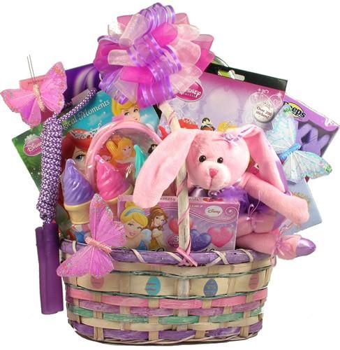 Pretty little princess easter basket negle Gallery